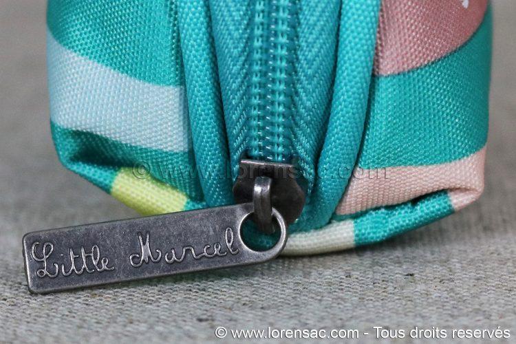 Porte monnaie little marcel bleu - Porte monnaie little marcel ...
